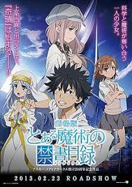 A Certain Magical Index The Movie: The Miracle Of Endymion (sub)