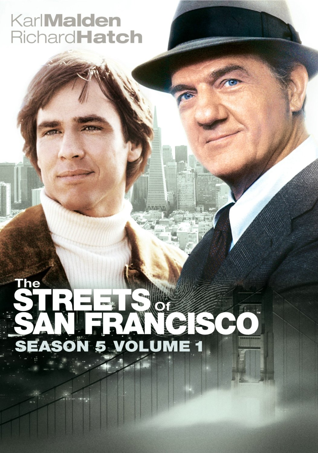 The Streets Of San Francisco: Season 5