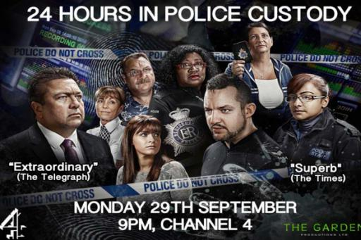 24 Hours In Police Custody: Season 2