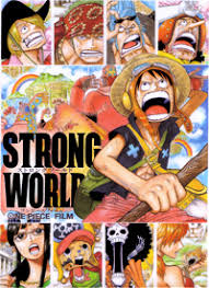 One Piece: Strong World (sub)