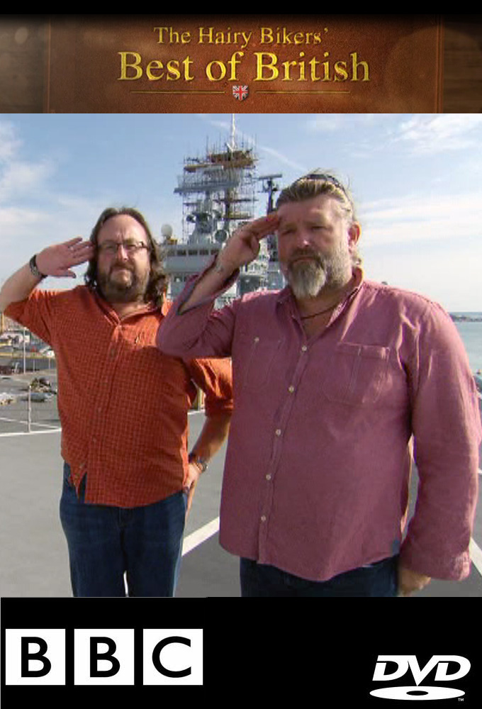 The Hairy Bikers Best Of British: Season 2