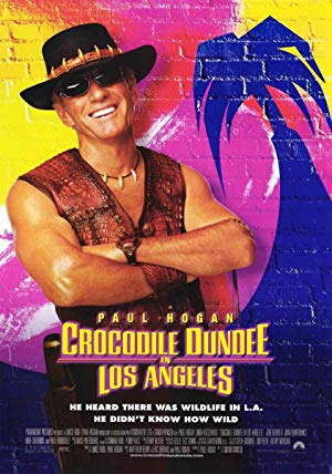 Crocodile Dundee In Los Angeles
