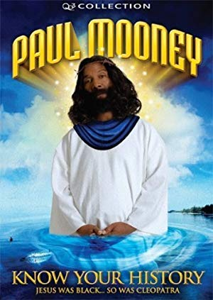 Paul Mooney: Jesus Is Black - So Was Cleopatra - Know Your History