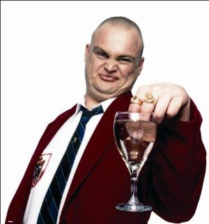Al Murray: The Pub Landlord Live - A Glass Of White Wine For The Lady