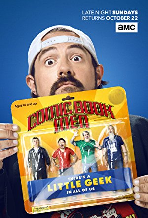 Comic Book Men: Season 7
