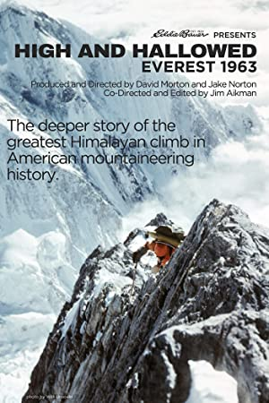 High And Hallowed: Everest 1963