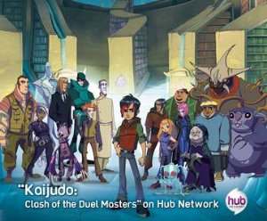 Kaijudo: Clash Of The Duel Masters