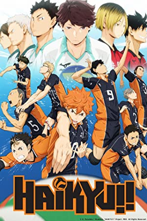Haikyuu!! Third Season (dub)