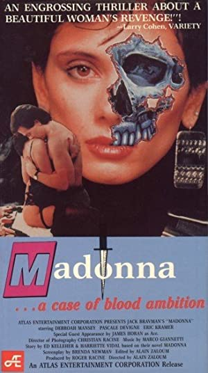 Madonna: A Case Of Blood Ambition
