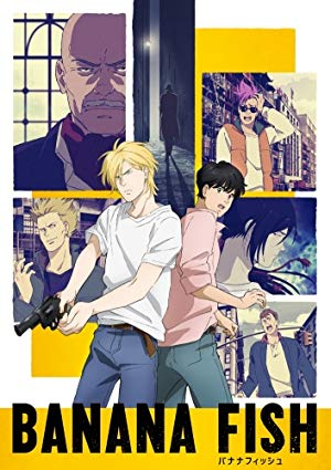 Banana Fish: Season 1