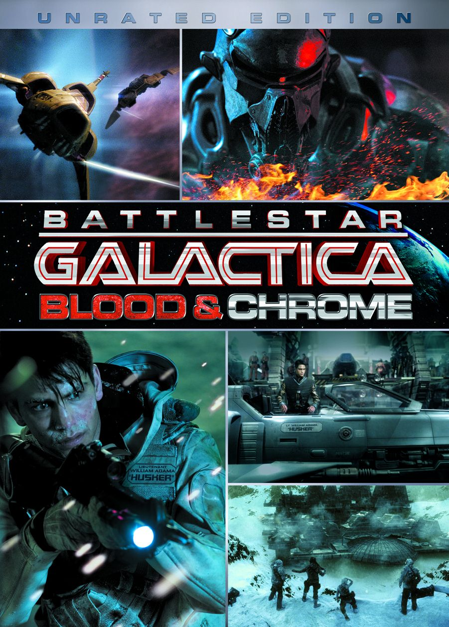 Battlestar Galactica: Blood & Chrome: Season 1