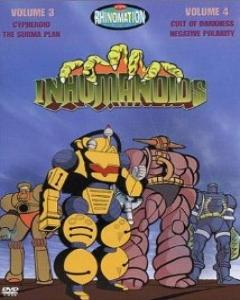 Inhumanoids: The Evil That Lies Within