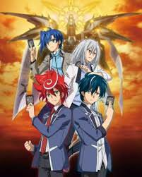 Cardfight!! Vanguard G: Z (sub)