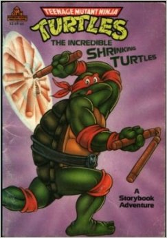 The Incredible Shrinking Turtles: Season 2