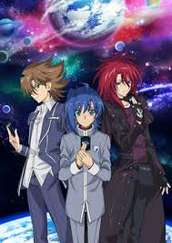 Cardfight!! Vanguard (2018) (sub)