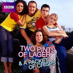Two Pints Of Lager And A Packet Of Crisps: Season 9