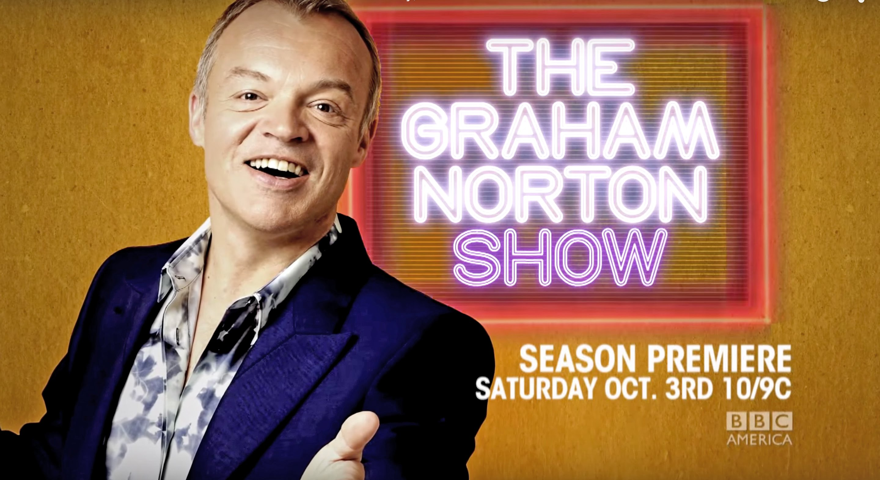 The Graham Norton Show: Season 18