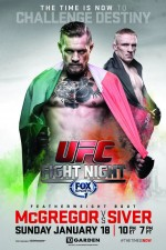 Ufc Fight Night 59 Mcgregor Vs Siver
